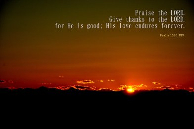 Image result for for he is good for his mercy endures forever
